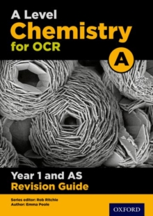 OCR A level chemistry AYear 1,: Revision guide