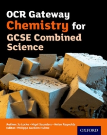 OCR gateway chemistry for GCSE combined science