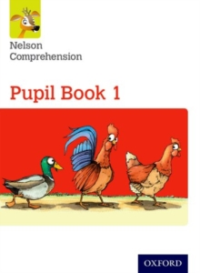 Image for Nelson comprehensionPupil book 1