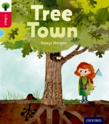 Tree town - Morgan, Hawys