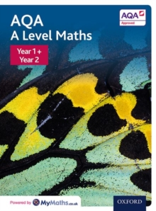 AQA A level mathsYear 1 and 2 combined,: Student book
