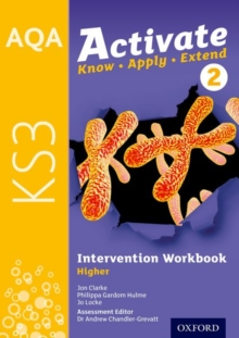 Image for AQA activate for KS3Intervention workbook 2 (higher)