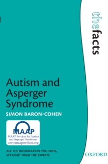 Autism and Asperger syndrome - Baron-Cohen, Simon (Professor of Developmental Psychopathology, Direct