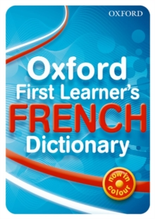 Oxford first learner's French dictionary - Janes, Michael