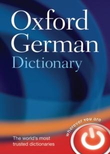 Oxford German dictionary  : German-English, English-German