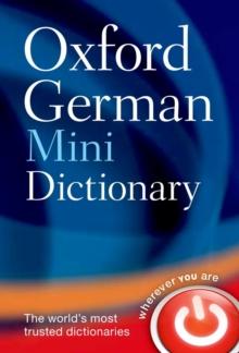 Oxford German minidictionary