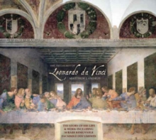 The treasures of Leonardo da Vinci  : the story of his life & work including 30 rare removable facsimile documents