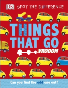 Image for Things that go vrooom  : can you find the odd one out?