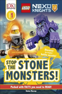 Image for Stop the stone monsters!