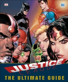 Justice League  : the ultimate guide - Walker, Landry