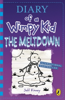 Diary of a Wimpy Kid: The Meltdown (book 13) - Kinney, Jeff