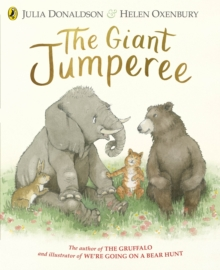 The giant jumperee - Donaldson, Julia