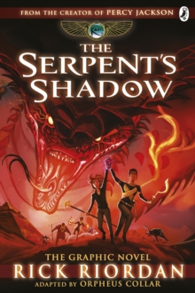 The serpent's shadow  : the graphic novel