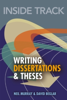 Writing dissertations and theses