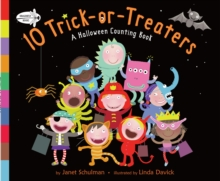 10 Trick-Or-Treaters : A Halloween Counting Book - Schulman, Janet