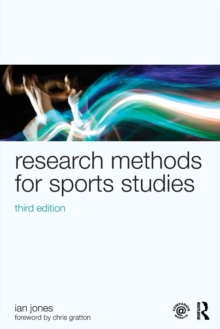 Image for Research methods for sports studies