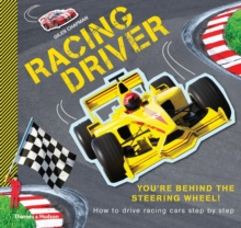 Racing driver  : how to drive racing cars step by step - Chapman, Giles