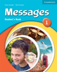 Messages 1 Student's Book - Goodey, Diana