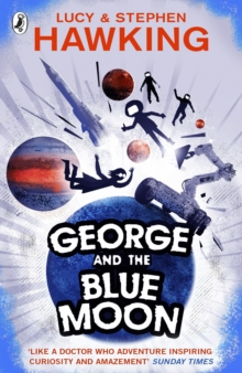 George and the blue moon - Hawking, Lucy