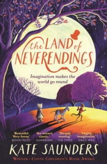 The land of neverendings - Saunders, Kate