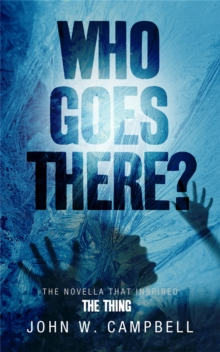Image for Who goes there