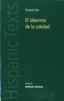 Image for El laberinto de la soledad