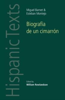 Image for Biografâia de un cimarrâon