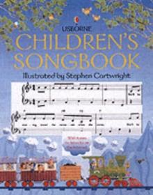 Usborne children's songbook - Marks, Anthony