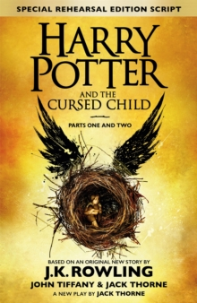 Image for Harry Potter and the cursed child  : parts one and two