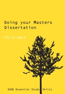 Doing your masters dissertation  : realizing your potential as a social scientist