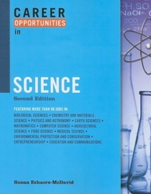 Career Opportunities in Science - Echaore-McDavid, Susan