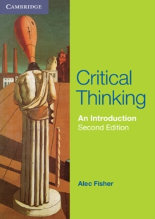 Critical thinking  : an introduction