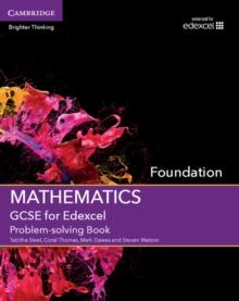 GCSE mathematics for EdexcelFoundation,: Problem-solving cut
