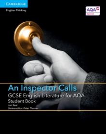 An inspector calls: Student book