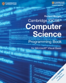 Cambridge IGCSE (computer science programming book)  : for Microsoft (Visual Basic)