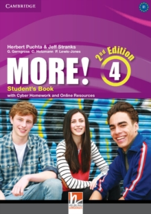More!Level 4,: Student's book - Puchta, Herbert