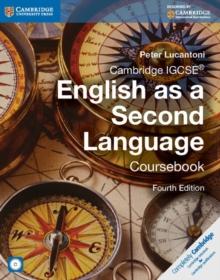 Cambridge IGCSE English as a Second Language Coursebook with Audio CD - Lucantoni, Peter