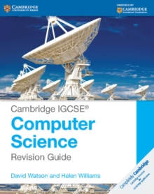 Cambridge IGCSE computer studies: Revision guide