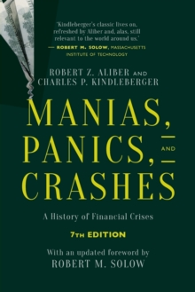 Image for Manias, panics and crashes  : a history of financial crises.