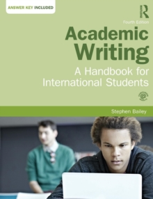 Academic writing  : a handbook for international students
