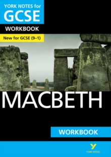 Macbeth: York Notes for GCSE (9-1) Workbook