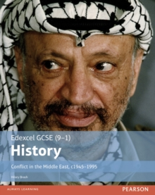 Conflict in the Middle East, c1945-1995: Student book