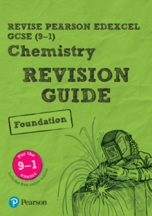 Chemistry foundation  : for the 9-1 exams: Revision workbook