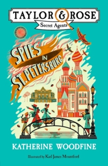 Spies in St. Petersburg - Woodfine, Katherine