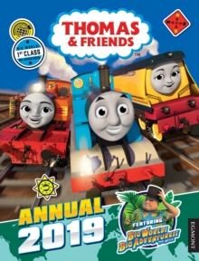 Thomas & Friends: Annual 2019 -
