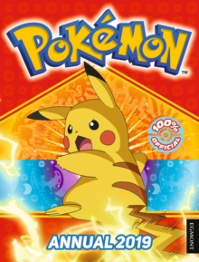 The Official Pokemon Annual 2019 - Egmont Publishing UK
