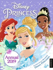 Disney Princess Annual 2019 -