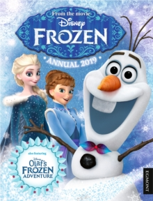 Disney Frozen Annual 2019 - Egmont Publishing UK