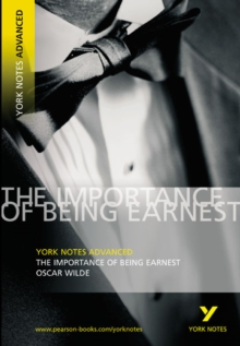 Image for The importance of being earnest, Oscar Wilde  : notes