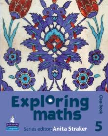 Image for Exploring mathsClass book 5